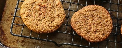 Grain-free Ginger Cookies