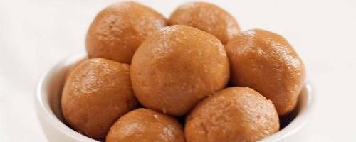 Healthy Cookie Dough Energy Bites