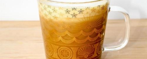 Spiced Golden Latte