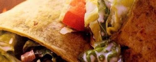 Caesar Salad Wraps