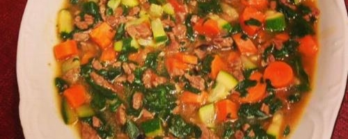 Lean Beef Stew  With Veggies