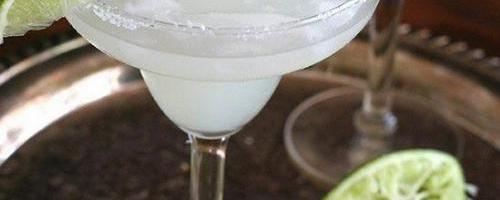 Sugar Free Margaritas