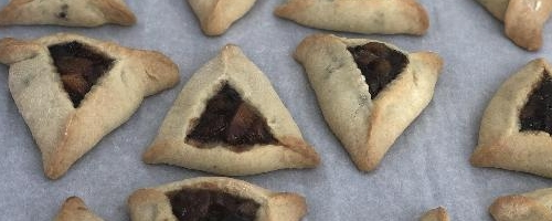 Georgie's Hamantaschens