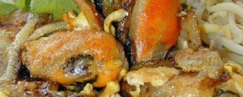 Mussel Pancakes Recipe