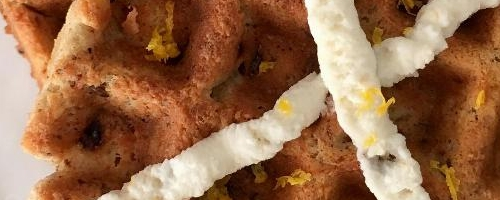 Spiced Orange Hot Cross Buns