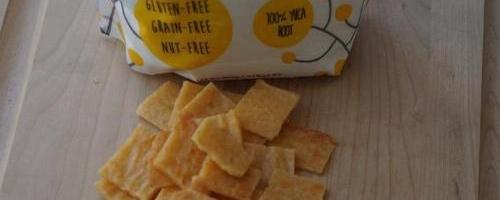 Homemade Cheese Its: Gluten Free
