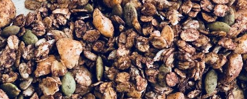 Dpnf Macadamia And Cocoa Granola