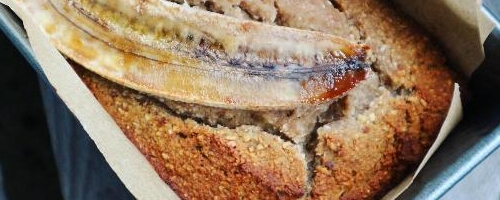 Paleo Bananabread
