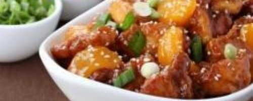 Mandarin Orange Chicken Recipe
