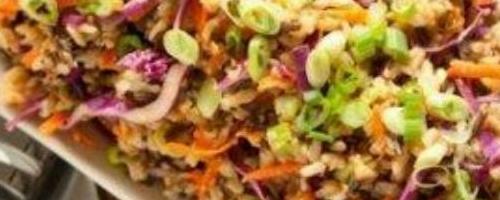 Curry-spiced Grain Bowl