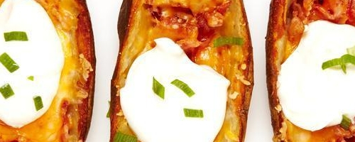 Baked Potato Skins