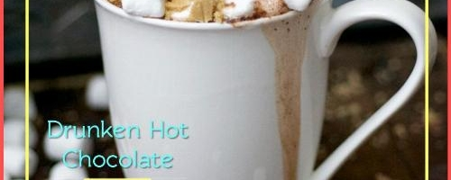 Drunken Hot Chocolate