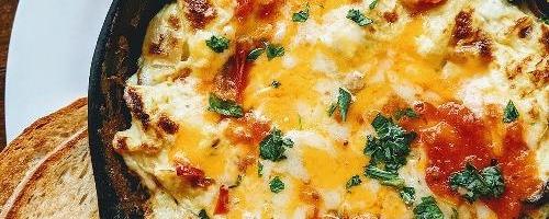 Teaspoon Willie's Denver Omelette