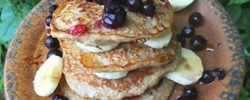 Sweet And Simple Pancakes