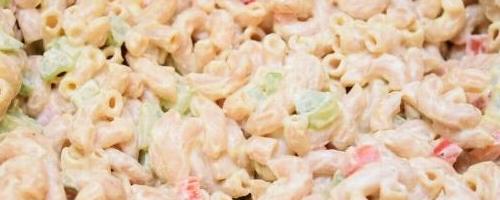 Skinny Macaroni Salad