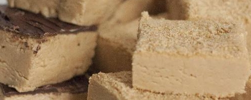 School Lunch Peanut Butter Squares