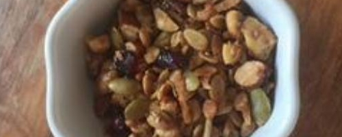 Berry Nutty Coconut Granola