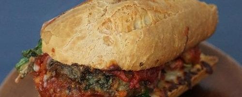 Grain Free Meatball Subs