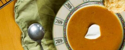 Barb's Roasted Butternut Squash Soup