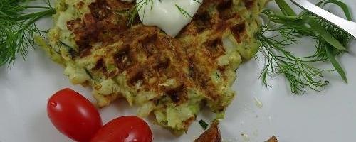 Boxty Waffles
