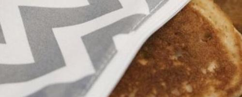 Gluten-free Purse Pancakes