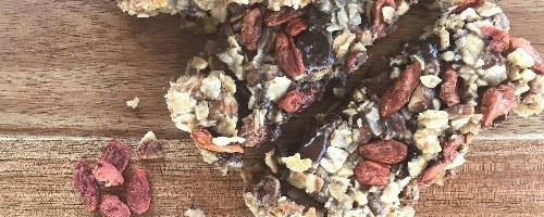 Grain Free Wolfberry Energy Bars