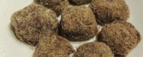 Brownie Drops