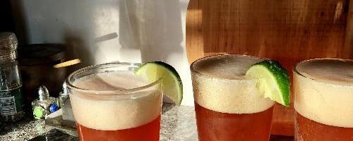 Afternoon Siesta Beer Cocktail