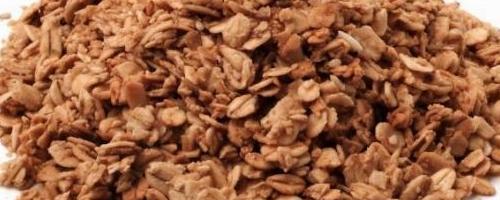 Plain and Simple Granola