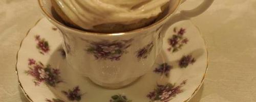 Cinnamon Chai Cupcakes