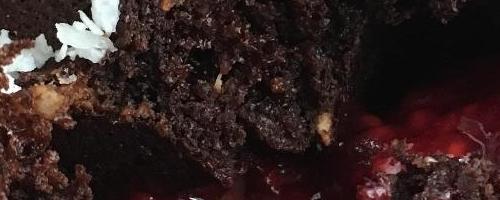 Chocolate Coconut Maca Waffles