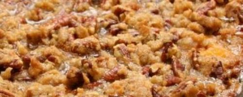 Organic Sweet Potato Casserole