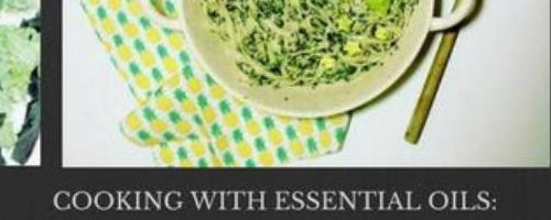 Kale Pesto With Basil Essential Oil