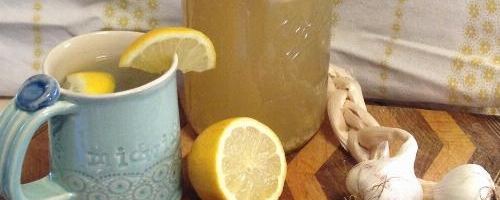 Garlic Lemonade