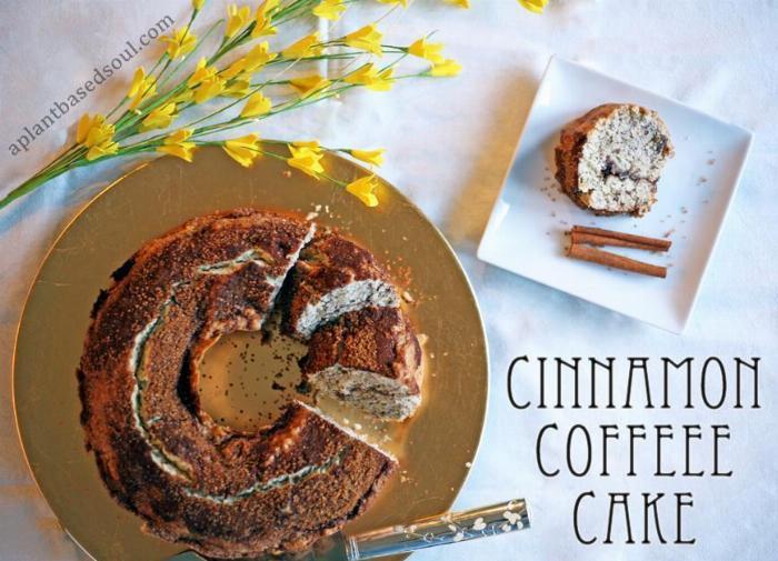 Cinnamon Coffeecale