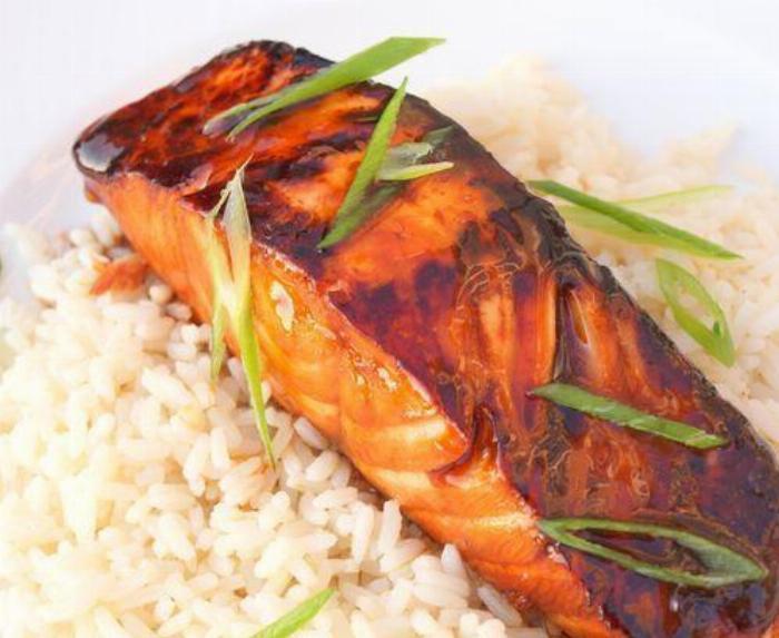 Mirin - Glazed Salmon