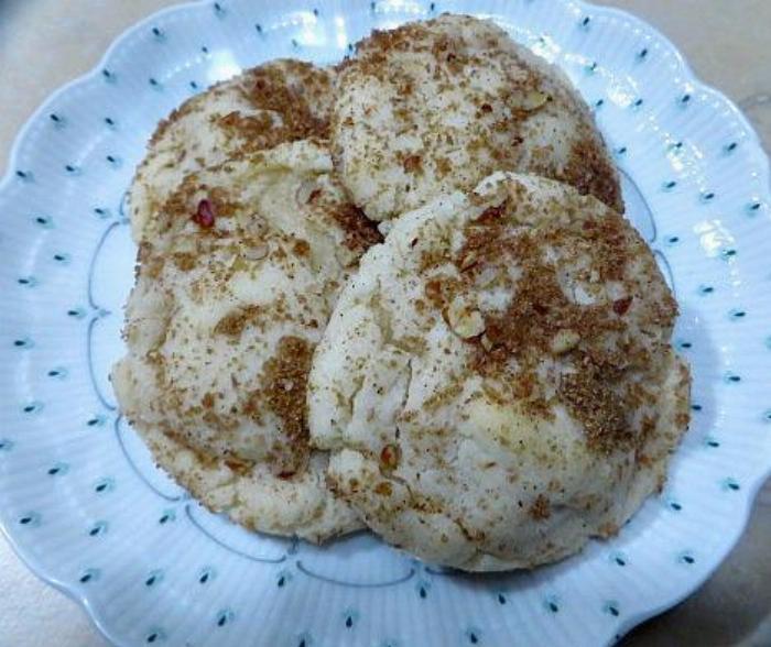 Brown Sugar Pecan Snickerdoodles