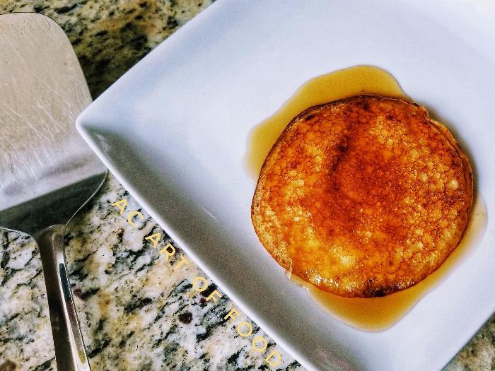 Fall Pumpkin Spice Protein Pancakes