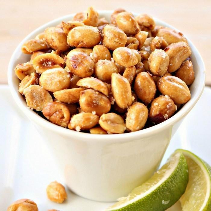 Salted Lime Peanuts