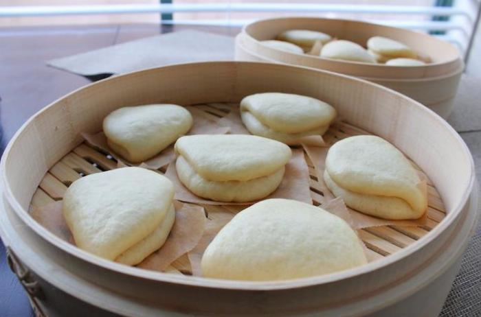 Chinese Bao Bun