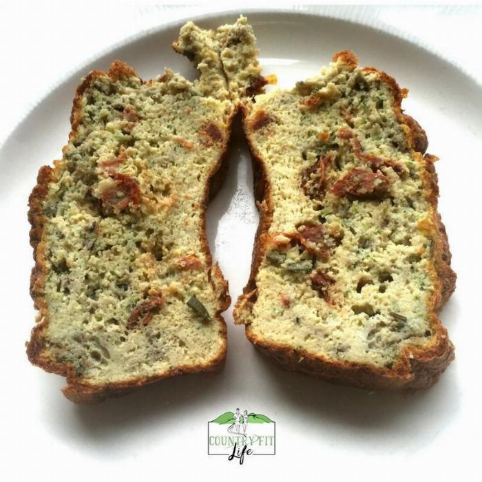 Courgette Loaf (gluten & Dairy Free)