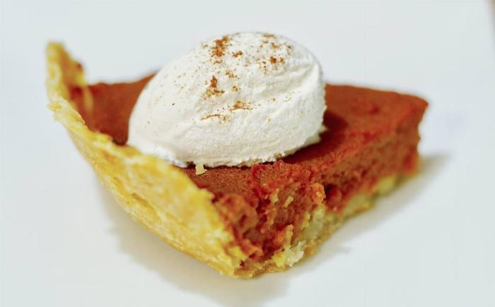 Perfectly Pumpkin Pie
