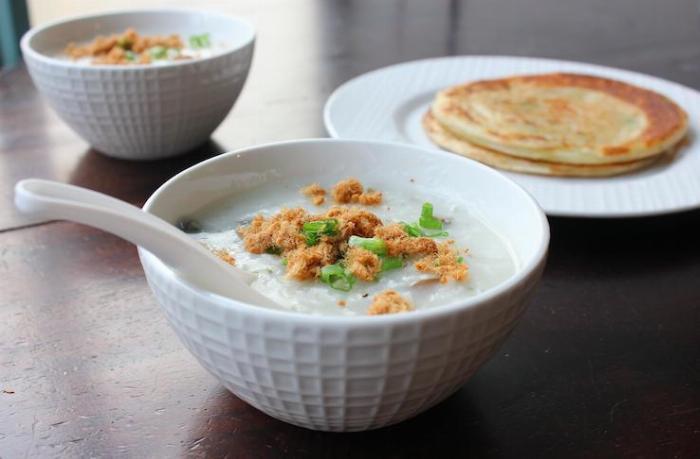 Congee - Chinese Porridge