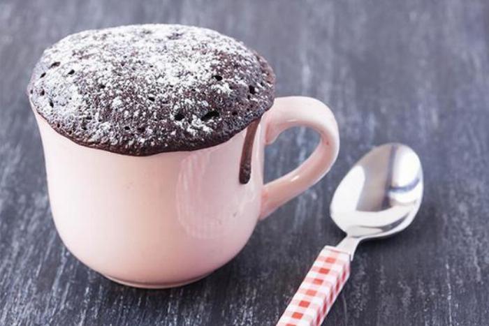 1 Minute Brownie In A Mug