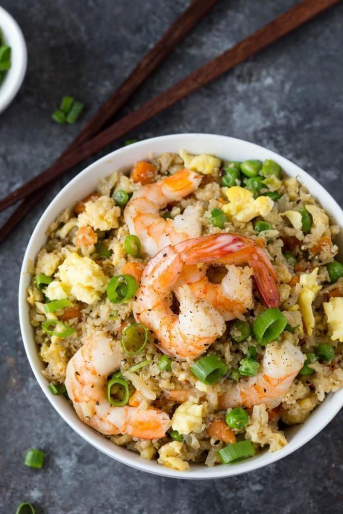 Shrimp Cauliflower