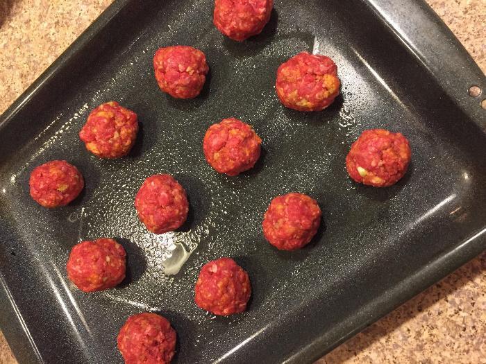 Nonna's Famous Meatballs