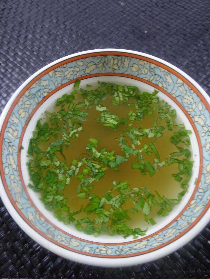 Chinese Chicken Stock
