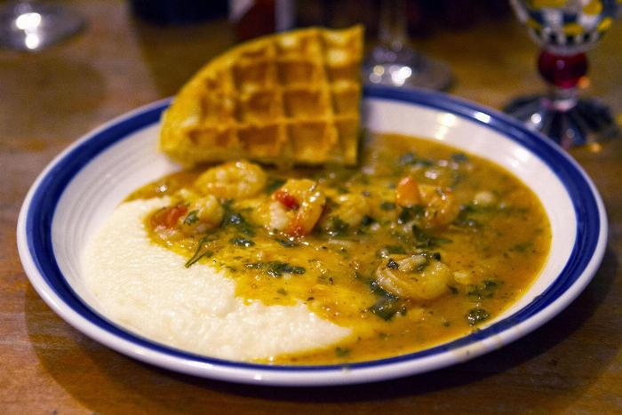 Jimmy's Shrimp & Grits