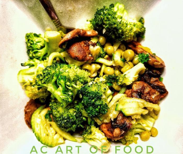 Green Goodness Veg Bowl