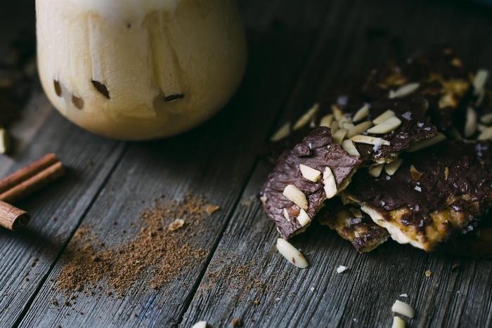 Almond Chocolate Toffee Matzo Crack